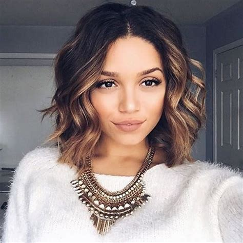 hairstyles curly short hair curly wavy short hairstyles and haircuts for ladies 2018