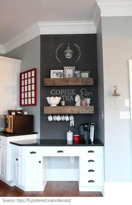 coffee nook ideas 10 ideas for creating a tea and coffee nook centris ca