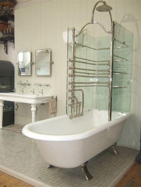 Shower Screen For Roll Top Bath ba 241 eras de epoca aqua