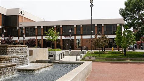 Mba Office Missouri State by Park Central Office Building Cus Map Missouri State
