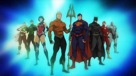 justice league throne  atlantis  backdrops