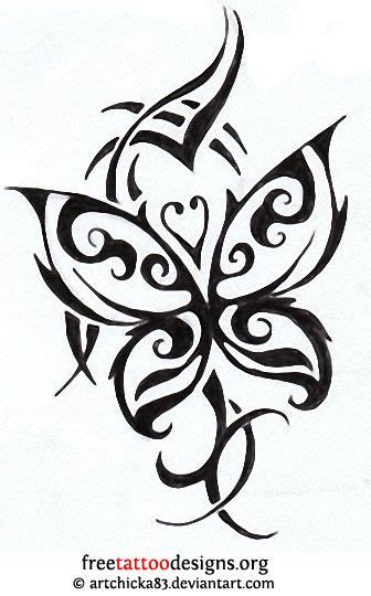 tribal butterfly tattoo design tribal butterfly tattoo