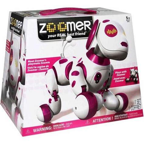 puppy zoomies zoomie zoomer robot zoomer s pink new friend ltd stock