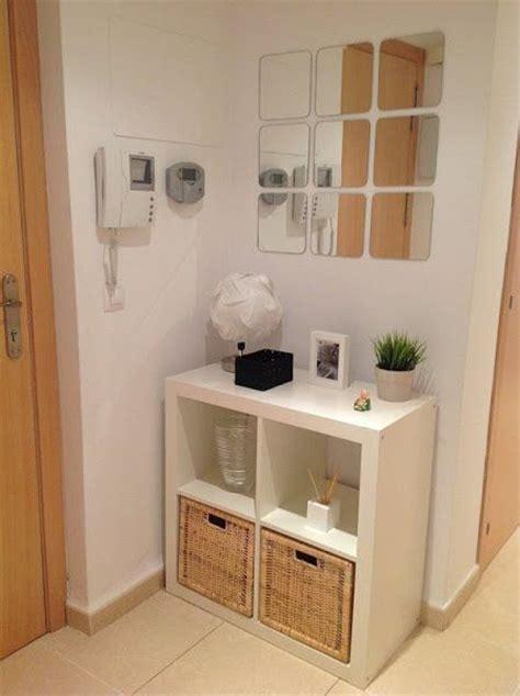 decorar apartamentos muy pequeños m 225 s de 25 ideas incre 237 bles sobre recibidores peque 241 os en