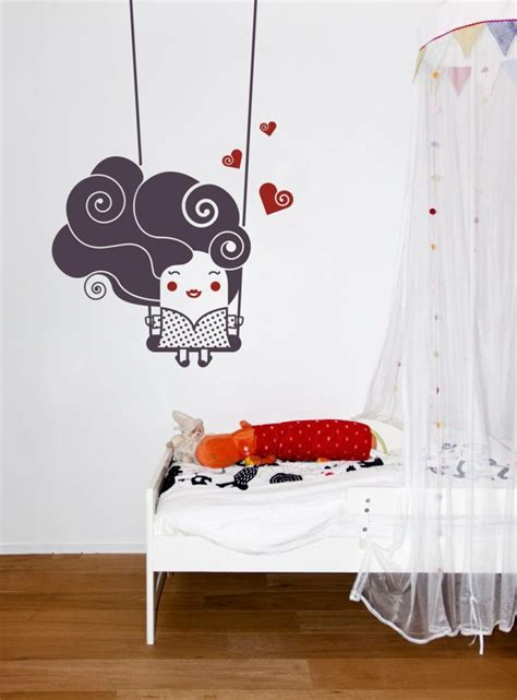 deco murale chambre enfant d 233 coration murale design facile id 233 es pour les locataires