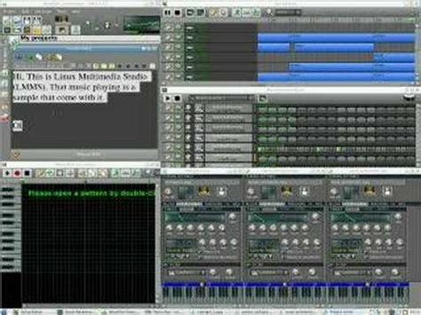 tutorial linux multimedia studio descargar linux multimedia studio lmms alternativa