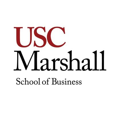 Of Southern California Marshall School Of Business Mba marshall school of business