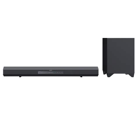 sony ht ct260h 2 1 channel 300w sound bar w wireless