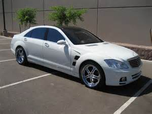 Mercedes Lorinser Cars World Mercedes S550 Lorinser