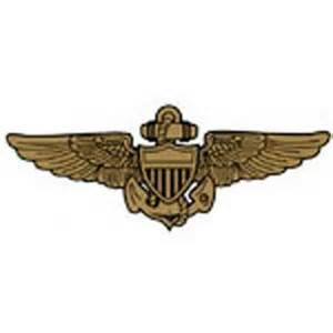 Motorcycle Home Decor Navy Aviator Wings 6 X 2 1 2 Decal