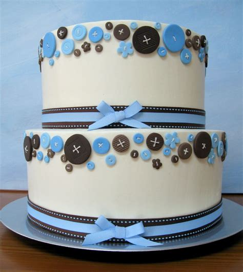Baby Shower Cakes For Boys by Baby Shower Boy Cakes Cupcakes Babies