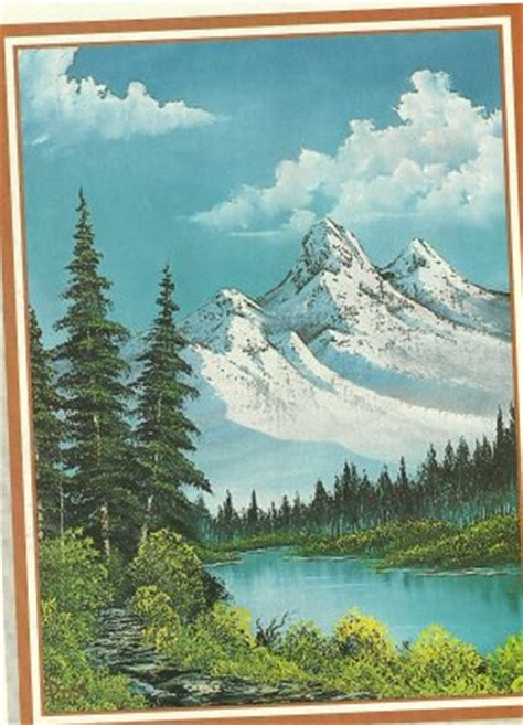 bob ross painting lesson bob ross priscilla hauser painting lessons folk quilt