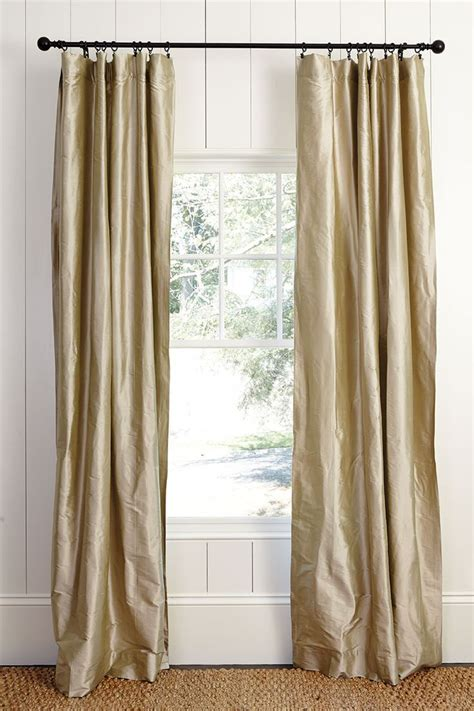 best way to hang curtain rods what s the best way to hang your drapery more drapery