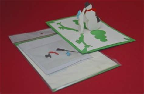snowman creative pop up card template pop up cards creative pop up cards