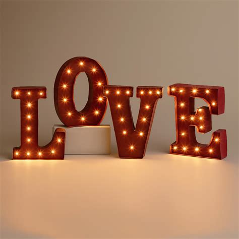 Love Battery Operated Marquee Lights World Market Marquee Lights