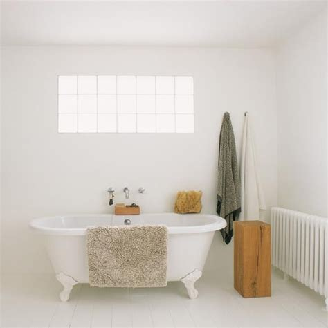 White Bath All White Bathroom Traditional Bathrooms Uk