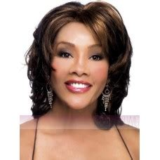 loretta lace front wig by vivica fox clearance