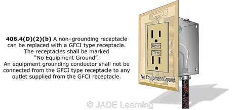non grounded wiring receptacles 28 images hubbell