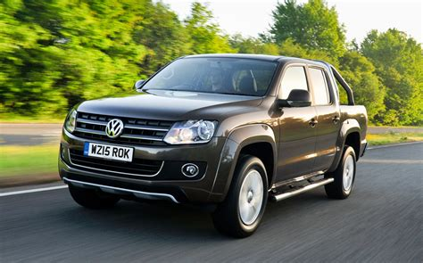 volkswagen pickup 2016 2015 volkswagen amarok pick up review