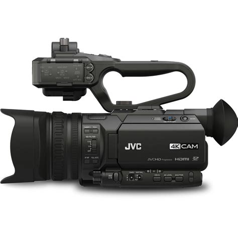 best professional camcorder jvc gy hm170ua 4kcam compact professional camcorder gy hm170ua