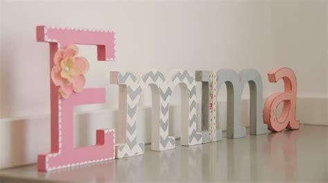 decoracion dormitorio letras decoraci 243 n infantil con letras para la habitaci 243 n de tu beb 233