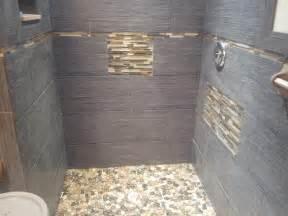 custom shower floors floor installation photos custom tile showers in margate