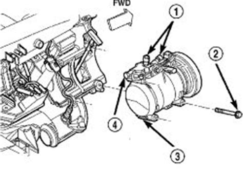 technical car experts answers everything you need how to replace ac compressor on a dodge 2003