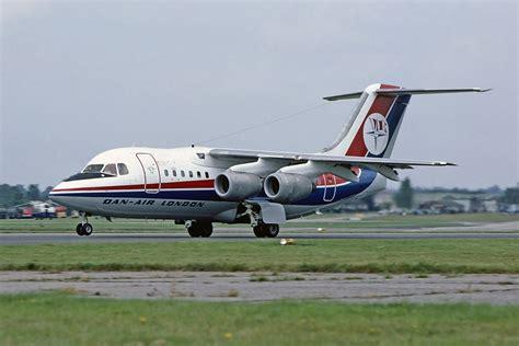 Air Dan Air 2 file aerospace bae 146 100 dan air an1918743 jpg wikimedia commons