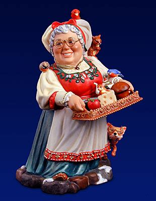 mrs claus shop joondalup prices mrs claus sculpture porcelain 3 dimensional 1300 limited 7 high national wildlife