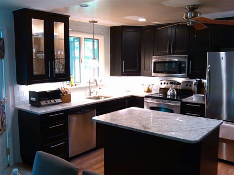 cabinets in the kitchen 22 best dark ikea kitchen cabinets with dark floor blue