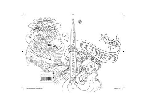 the outsiders tattoo puffin design award competition 2014 mengistu etim