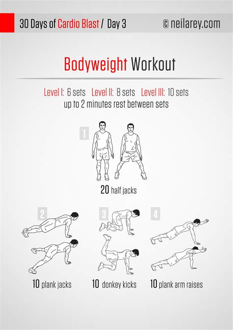 workout plans for home without weights house design ideas