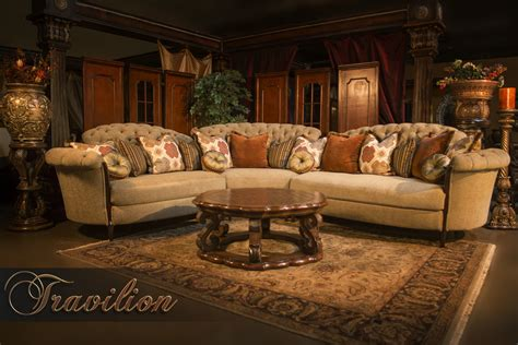 Santa Barbara Furniture by Santa Barbara Sofa Collection By Travilion Furniture