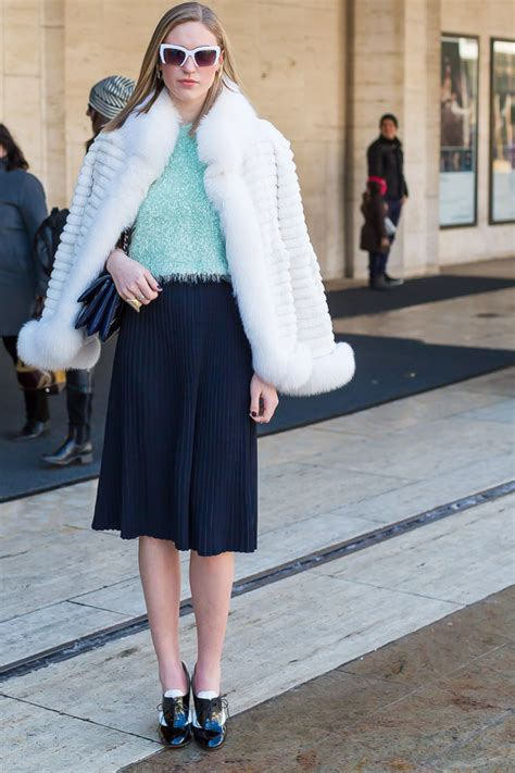streetstyle inspiration skirts for winter which one is