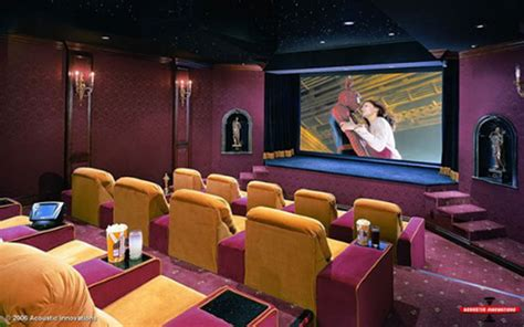 movie theater themed home decor theater rooms movie room interior decor one of 4 total