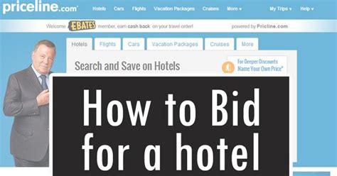 everyday reading   bid   hotel  priceline