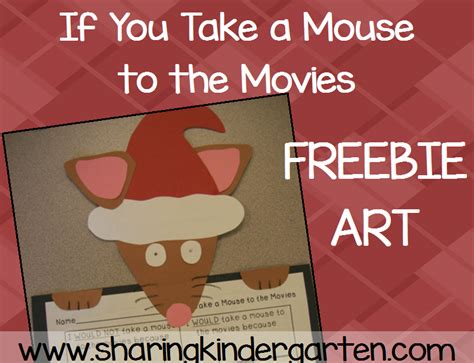 if you take a mouse to the movies freebie art templates