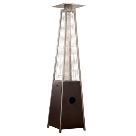 Arizona Patio Heaters Az Patio Heaters 40 000 Btu Propane Gas Patio Heater Hammered Bronze Hlds01 Gthg Ultimate