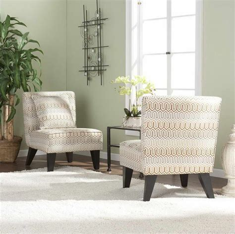 Accent Chairs In Living Room | simple living room with traditional accent chairs home