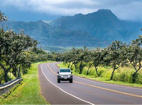 cheap kauai rental cars jetsetzcom