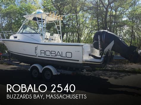 used robalo boats for sale massachusetts for sale used 1997 robalo 2540 in buzzards bay