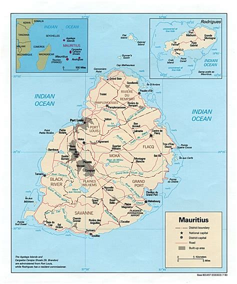 the map mauritius maps perry casta 241 eda map collection ut library