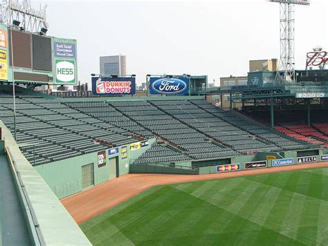 fenway park bleacher seats fenway feature 3 why is there just one random chair