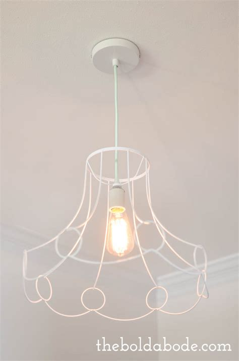 How To Make Your Own Color Cord Light Fixture How To Make Your Own Light Fixture