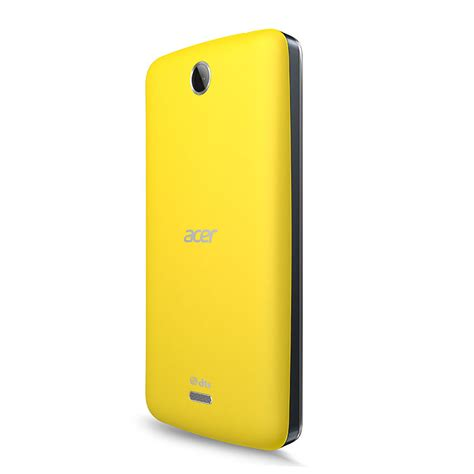 Hp Acer Liquid Z3 Duo acer flip jaune pour liquid z3 duo hp oth11 00c