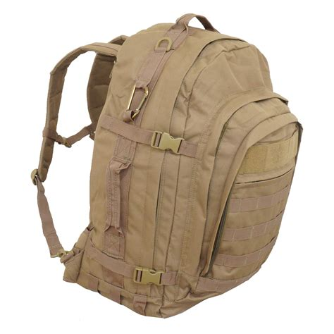 every day carry 3 day tactical molle bug out bag day