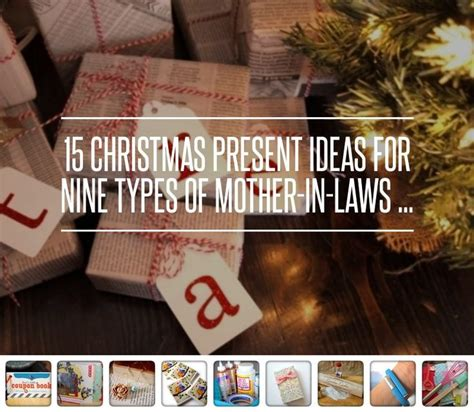 gift ideas for the inlaws 15 present ideas for nine types of in