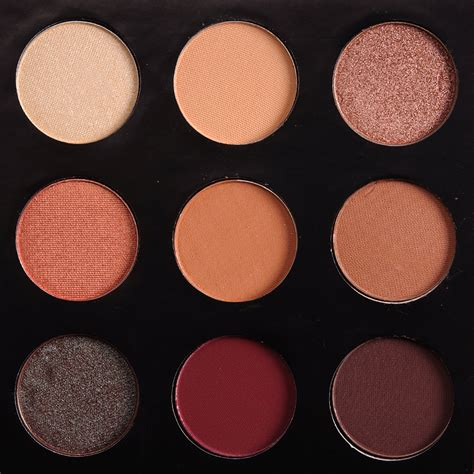 makeup x manny mua eyeshadow palette review photos swatches