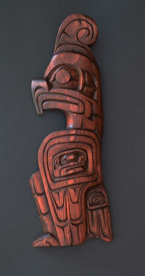 carvings   spirit gallery horseshoe bay west