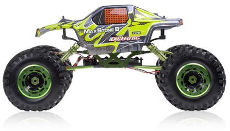 1 8th scale 2 4ghz exceed rc maxstone 4wd powerful exceed rc 1 8th scale 2 4ghz exceed rc maxstone 4wd